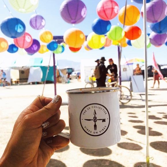 SD Collective Mercantile Other - Brand new enamel camping mug